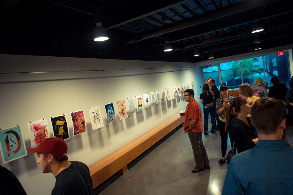 AIGA-GRAFT Event Photo (Flickr)